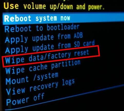 Factory Data Reboot Advantages and Disadvantages
